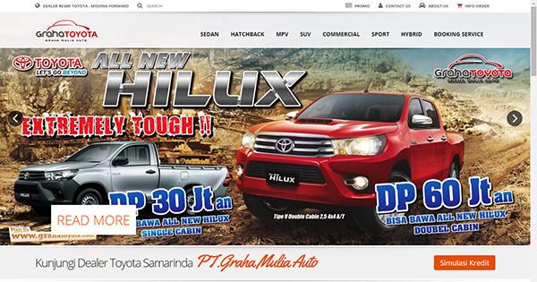Website Zona Beladiri